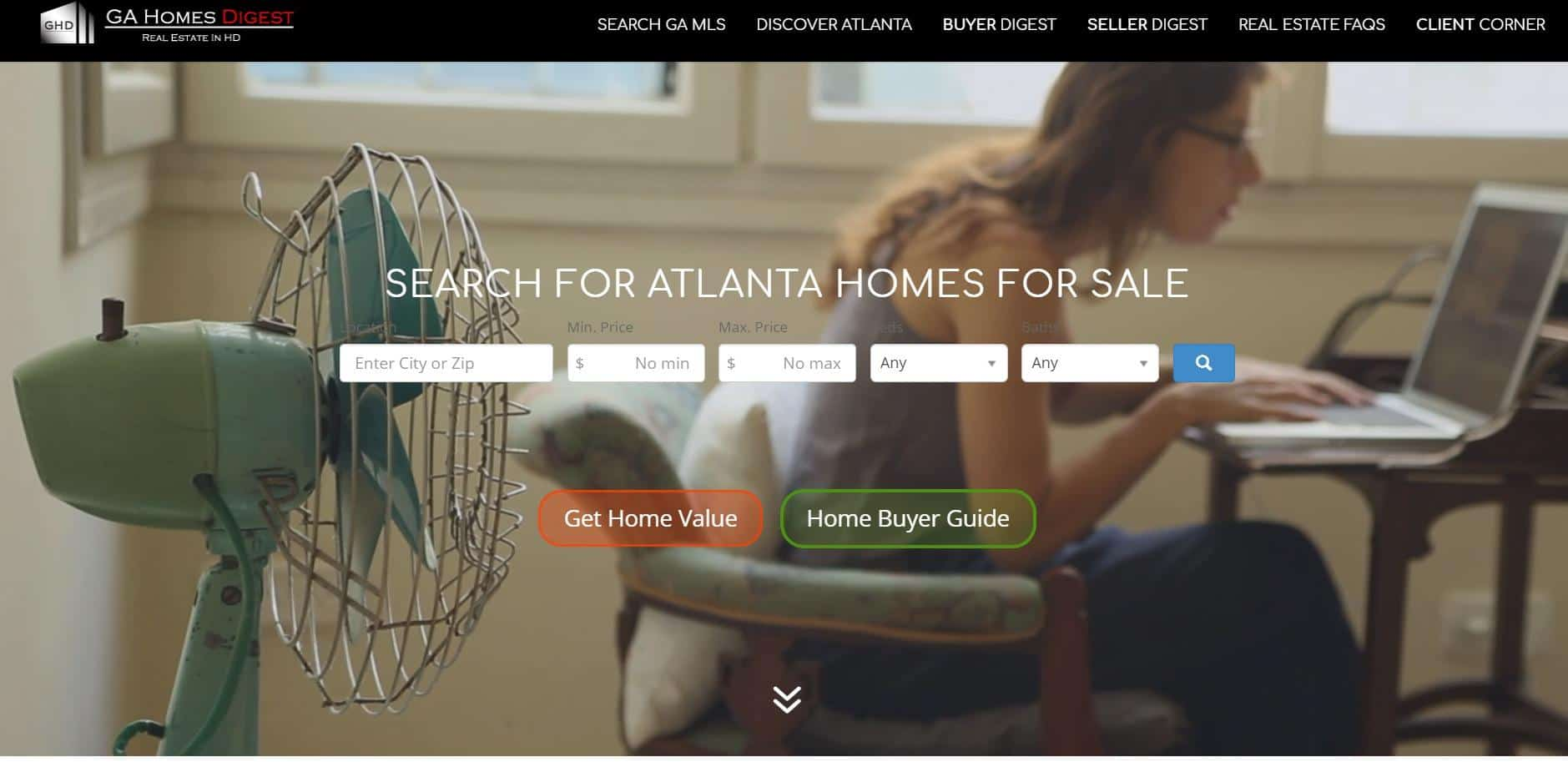 Real Estate Websites For Top Agents
