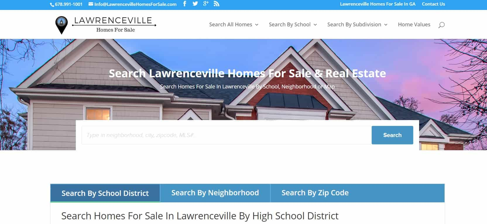 Real Estate Websites For Teams
